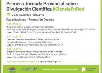 #CienciaenRed