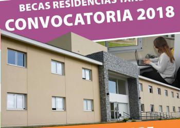 Becas Residencias 2018