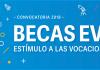 Becas EVC CIN 2018