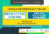 Charla Becas TICs