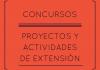 Concursos Proyectos y Actividades de Extensión